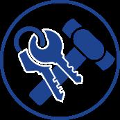 Raktų, knygų, inventoriaus, mechanizmų ir medžiagų kontrolės ir apskaitos sistema