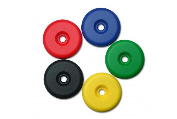 Daiktų identifikatoriai diskai