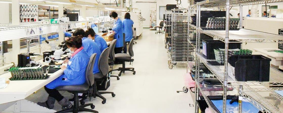 Procesų efektyvinimo sistemos gamybos įmonėms