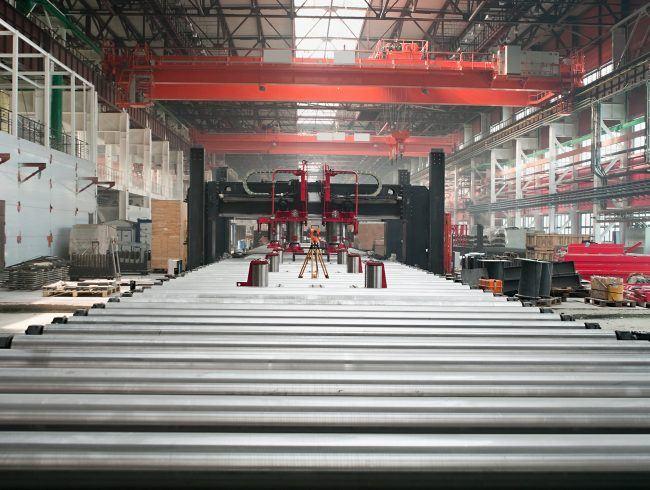 Gamybos įmonių procesų optimizavimo sistemos